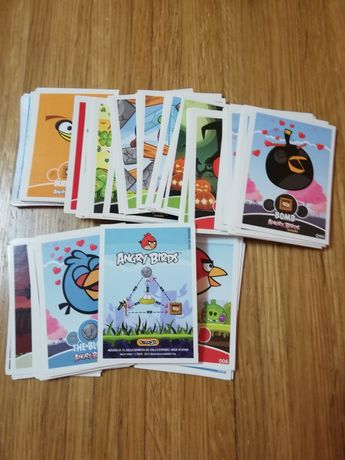 Cartas Angry Birds Trading cards