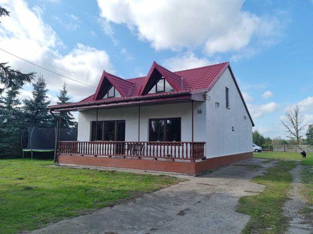 Dom 150m umeblowany wyremontowany 47 ar STAW siedlisko