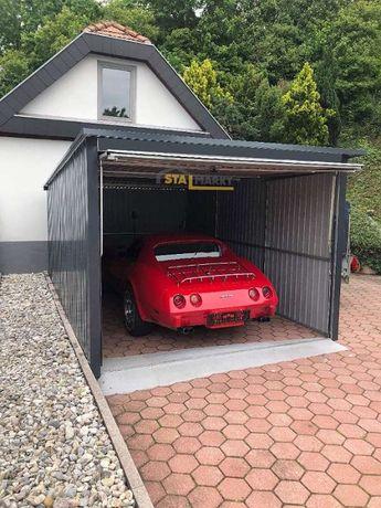 Garaż 3 x 5 PROFIL ZAMKNIĘTY wzmocniony Premium!!!