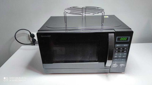 Kuchenka mikrofalowa SHARP 20L YC-MG02E-S