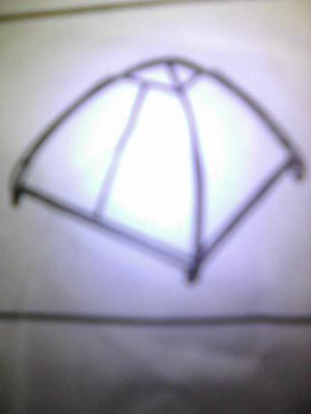 Палатка Онтарио 150*220*105