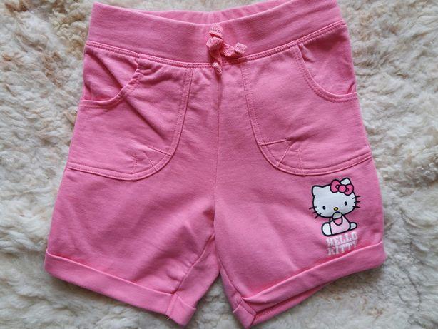 Spodenki Hello Kitty 104/110 cm
