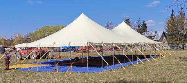 Namiot - sprzedaż / wynajem eventowy / wynajem długoterminowy