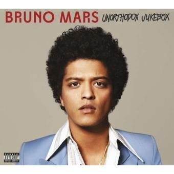 CD Bruno Mars - Unorthodox Jukebox (novo e selado)