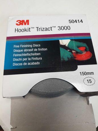 3M Hookit Trizact 3000