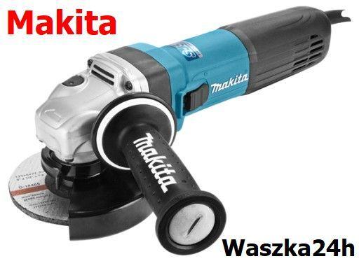 Szlifierka Makita GA5041C01 Szlifierka kątowa 125mm 1400W Nowość!