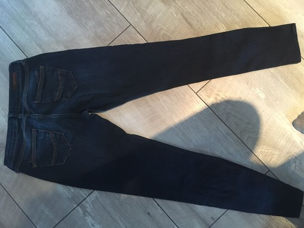 Spodnie Rurki cross jeans jak nowe