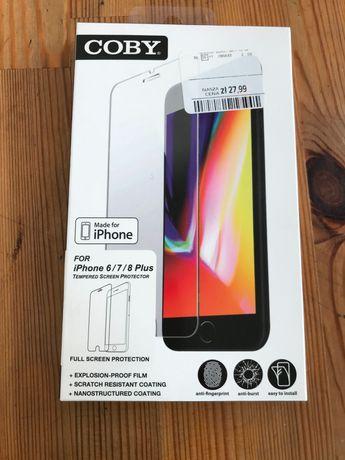 iPhone 6/7/8 plus szkło ochronne, screen protection