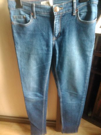Spodnie jeansowe Janina rozmiar 40