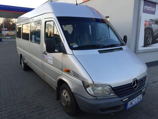 Autobus Sprinter 416-2,7 CDi 23 miejsca brutto 10500