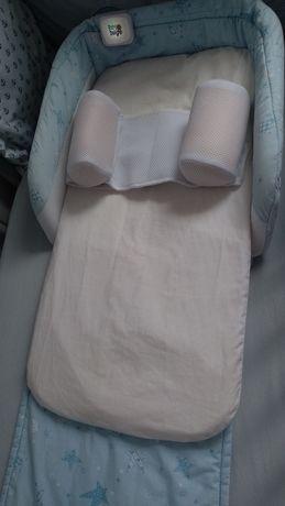 Kosliper Deluxe Snuggle Nest łóżeczko przenośne (turystyczne)