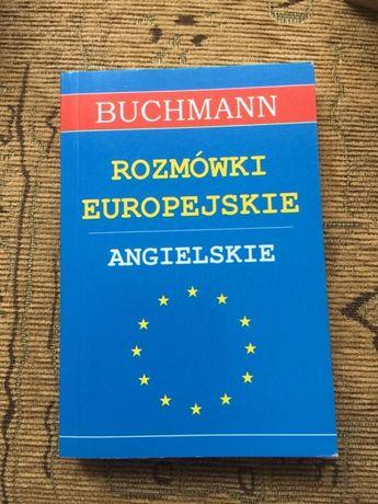 Rozmówki europejskie angielskie