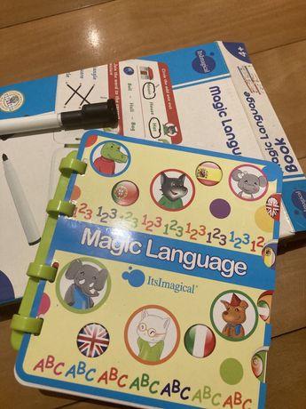 Magic languages jogo marcador maiores 5 anos -aprende linguas