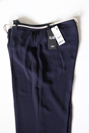 Damskie Spodnie typ Pantalony s.Oliver r. 44/UK16
