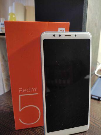 Продам телефон Xiaomi Redmi 5 blue