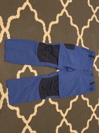 Spodnie dziecięce Decathlon outdoor roz 98-104