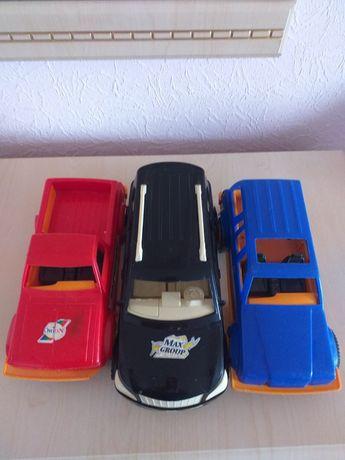 Набор машин полицейская, скорая, джип, машинки. Цена 80гр