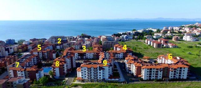 Республика Болгария.Летний отдых в апартаментах, г.Несебр.