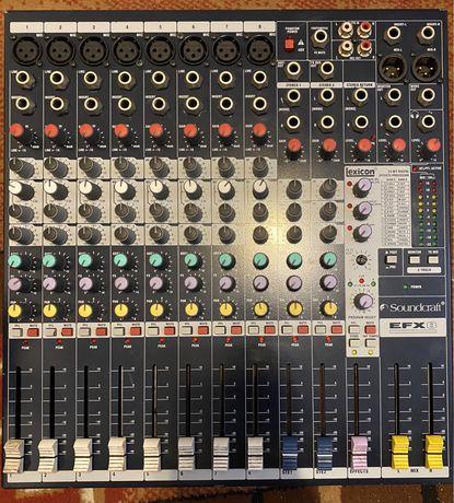 Soundcraft -  EFX 8