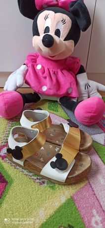 Sandały Reserved Minnie Mause 28