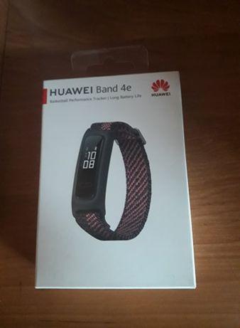 Smartband Huawei Band 4e. Tylko dzisiaj za 90zł