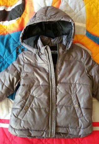 Продам детскую куртку Geox