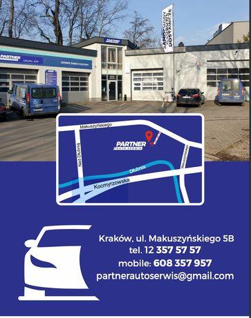 Partner Auto Serwis  zatrudni na stanowisko mechanik samochodowy.