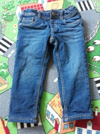 Ocieplane spodnie Palomino C&A rozm.92