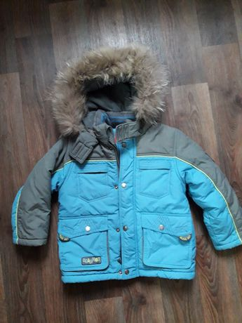 Куртка Кико тёплая 4-5 лет