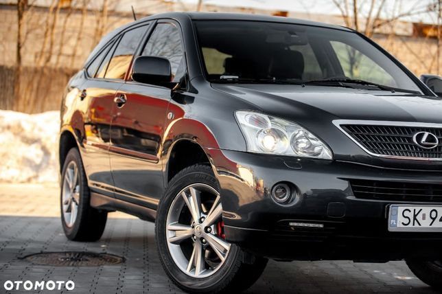 Lexus Rx 400h Prestige+Inst Gazowa Full Opcja