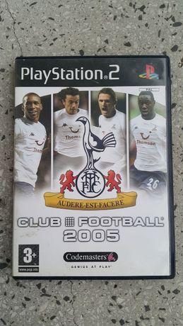 Gra PlayStation 2 Club Football 2005 - wersja angielska