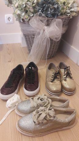 Sapatos e Botas Novas nº 36