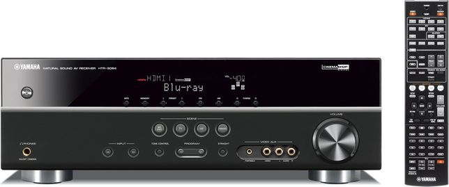 Amplituner Yamaha HTR-3064 kino domowe