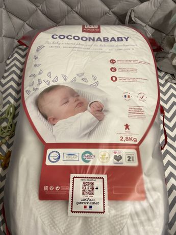 Red  castle кокон cocoonababy