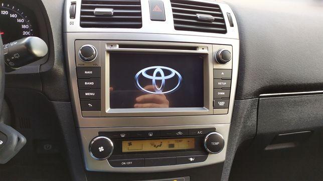 Auto rádio Avensis GPS DVD bluetooth USB DVD Android
