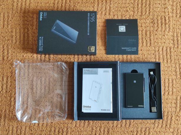Wzmacniacz/USB DAC/adapter bluetooth Oriolus 1795