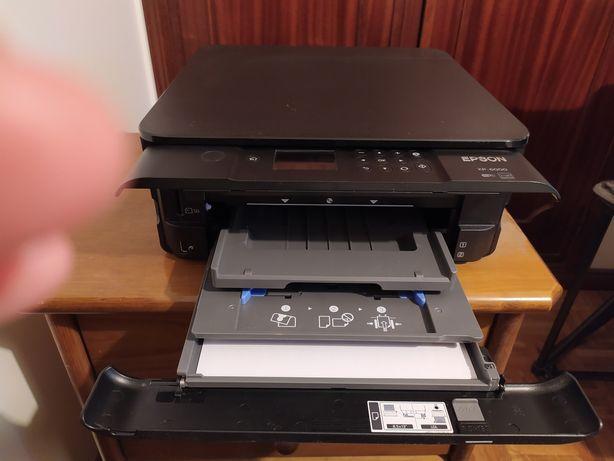 Só até sexta, Impressora Epson XP-6000 + 4 cartuchos originais XL