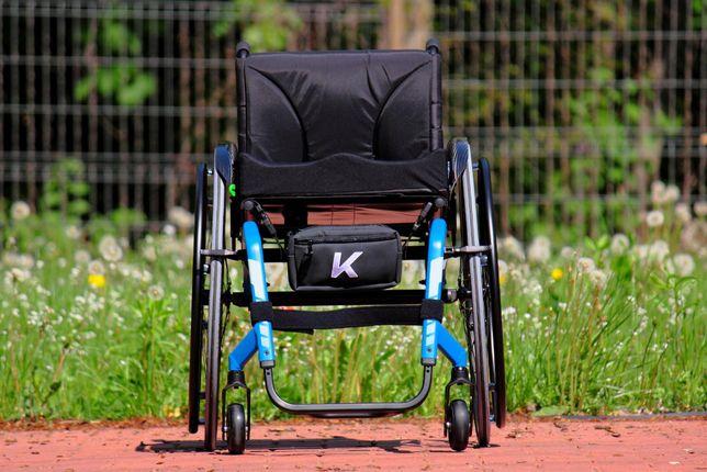 Proszę o pomoc w zbiórce na aktywny wózek inwalidzki