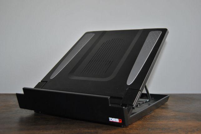 DESQ - Suporte Cooler para Laptop ajustável (6 alturas diferentes)