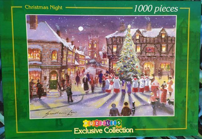 Sprzedam puzzle 1000