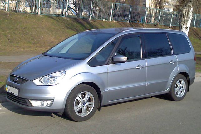 Ford Galaxy 2008 г. 90000 км. минивен 7 мест Форд Галакси Гэлакси