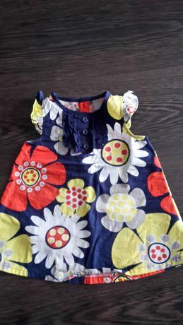 sukienka letnia dla dziewczynki