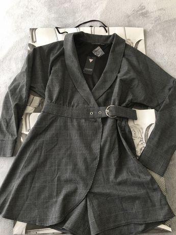 Kombinezon sukienko spodnium Guess rozm 28 i 24