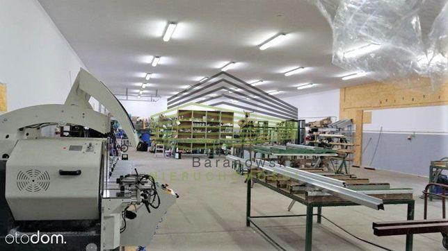 hala produkcyjno-magazynowa pod Gorzowem