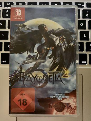 Bayoneta 2 Nintendo Switch