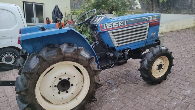 Trator ISEKI LT 2101