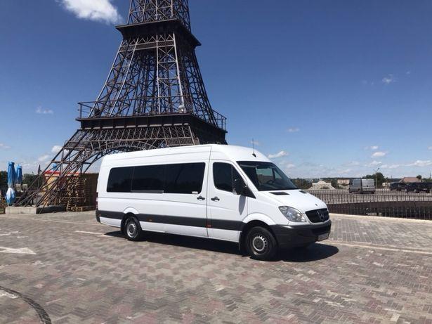 Пассажирские перевозки, аренда микроавтобуса и автобусов