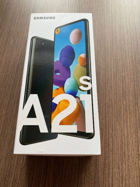 Samsung Galaxy A21s 32 GB Black, Plus - Wrocław