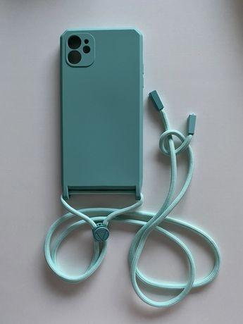 Capa iPhone 11 com cordão