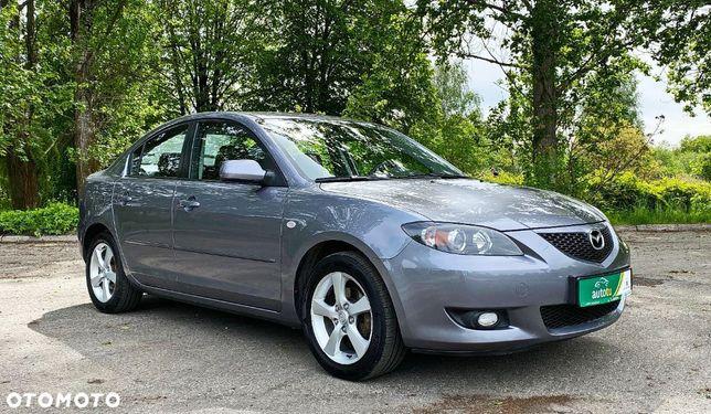 Mazda 3 Comfort / 1 Właściciel / Stan Idealny / Pełen Serwis Aso